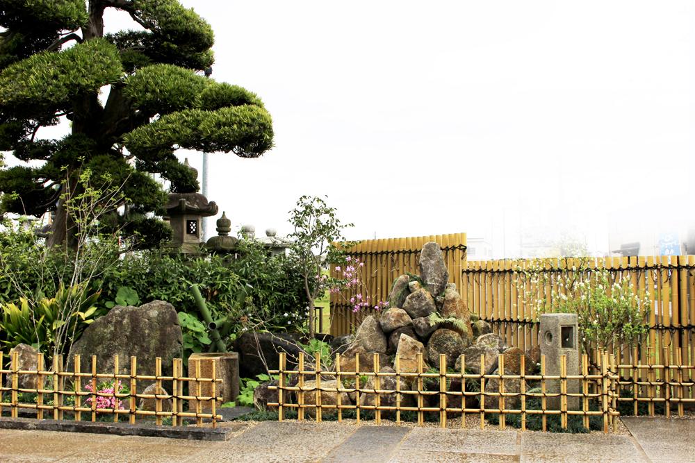 ■ 大阪府交野市 ■グリーン京阪の坪庭